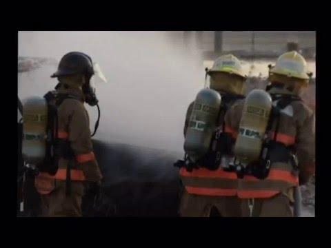 Louis F Garland Fire Academy - Class 101012 - YouTube