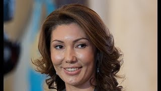 Алия Назарбаева будет собирать налоги. Новый бизнес младшей дочери диктатора / БАСЕ