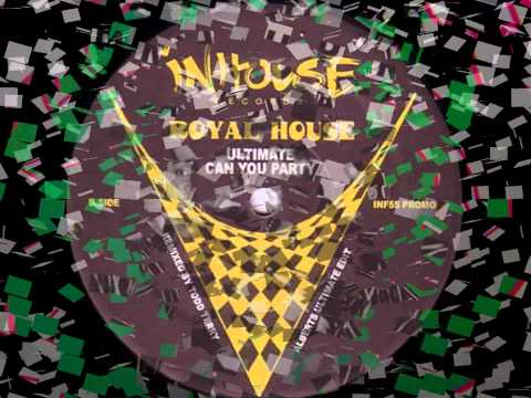 Royal House - Can You Party ''Todd Terry's B-Boy Remix'' HD Vinyl.