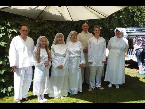 Водное крещение 04 07 2015