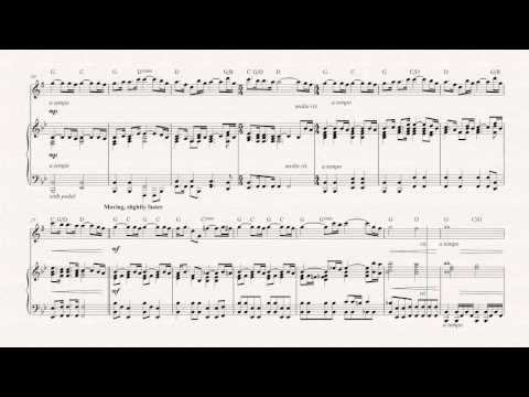 Alto Sax  - Jurassic Park Theme -  John Williams -  Sheet Music, Chords, & Vocals