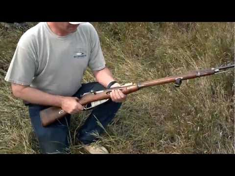 Mosin Nagant M91 Antique Rifle