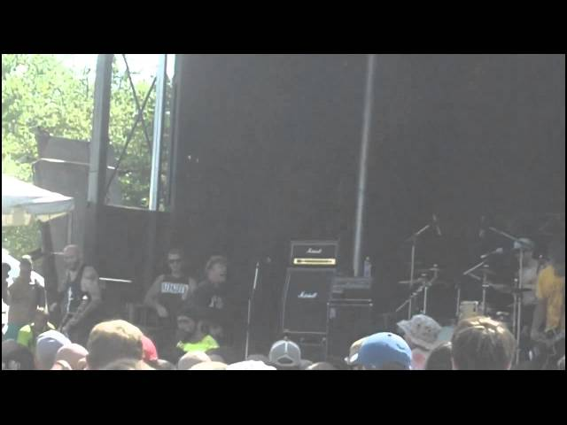 Cro-Mags - Gwarbq 8/15/2015