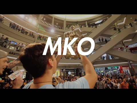 Yank Spike Contest at MKO (MKO Day 3)