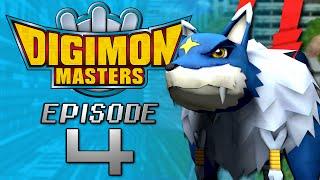 Digimon Masters Online: Episode 4 - Digivolve to Gaogamon!