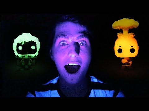 All Of My Glow In The Dark Funko Pops! (20+)