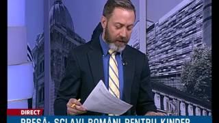 Copii români, sclavi pentru Kinder. Salarii mai mari din 2017. România pensiilor speciale