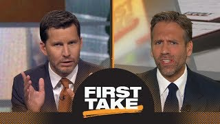Will Cain: Lamar Jackson is not ready to lead the Ravens | First Take | ESPN