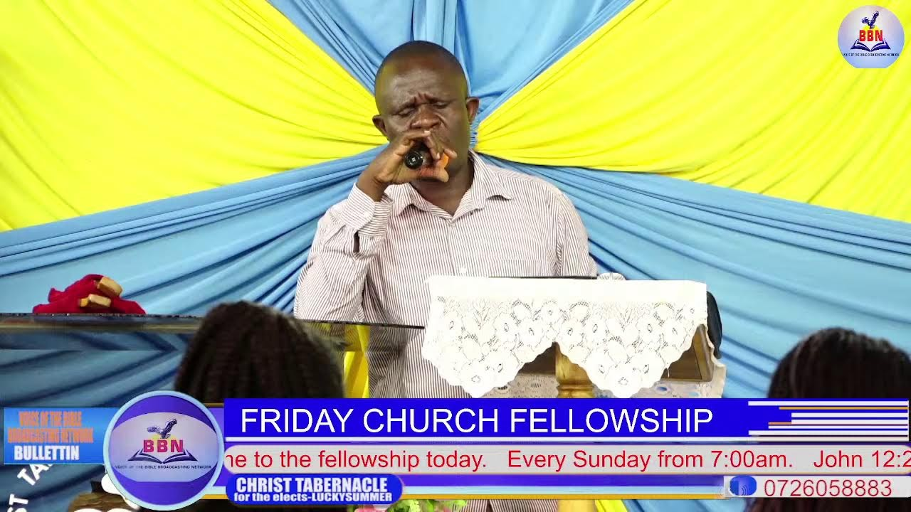 Download Gasper Aswen Ministries Live Stream (FRIDAYMEETING)