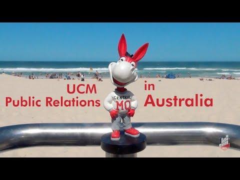 Studying Public Relations In Australia - University Of Central Missouri