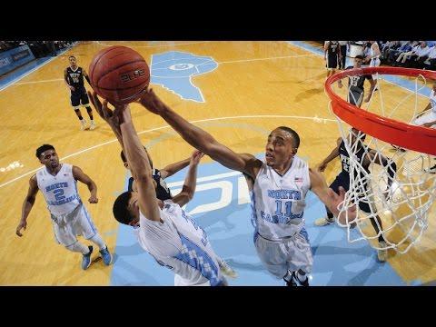 UNC Men's Basketball: Heels Shoot Down Pitt, 85-64