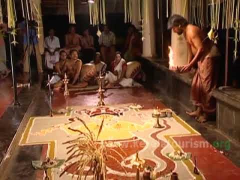 Sarpam Thullal'  Kerala Tourism