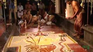 """Sarpam Thullal (Serpant dance) Kerala Tourism"