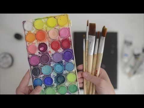 Essential Art Journal Products: Wilna's Favorite Picks.