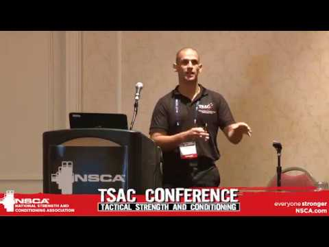 Occupational Load Carriage - Formal and Informal Conditioning, with Rob Orr | NSCA.com