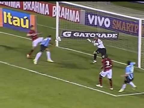 Grêmio 2 x 1 Atlético GO - Campeonato Brasileiro 2012