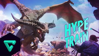 Hype Train : Dragon Age Inquisition Multiplayer Gameplay