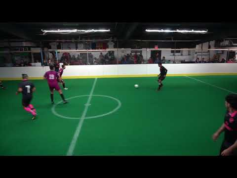 Manchester Vs Municipal, Indoor Final (1st Division)