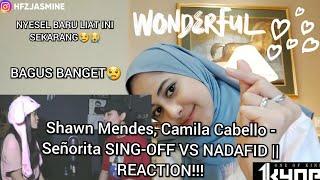 Download Mp3 Shawn Mendes Camila Cabello Señorita SING OFF VS NADAFID REACTION