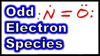 Lewis Theory XIII: Odd Electron Species