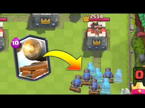 Funny Moments & Glitches & Fails - Clash Royale Montage #24