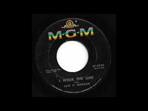 Jaye P. Morgan - I Walk The Line Mp3
