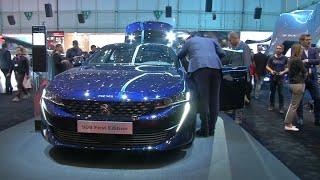 Au Salon de l'auto de Genève, l'hybride fait de l'ombre au diesel