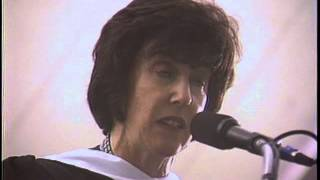 Nora Ephron at Wellesley College 1996