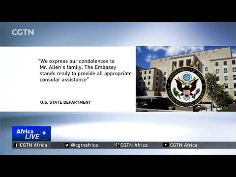 Various agencies react to killing of American journalist in South Sudan
