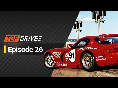 The Top Drives Show - Episode 26