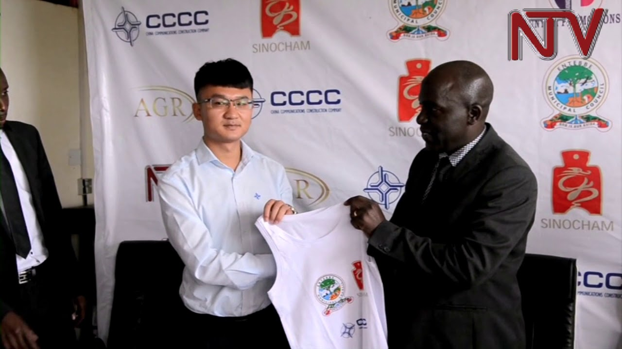 Entebbe Marathon launched, winner to participate in China's Wuhan City Marathon