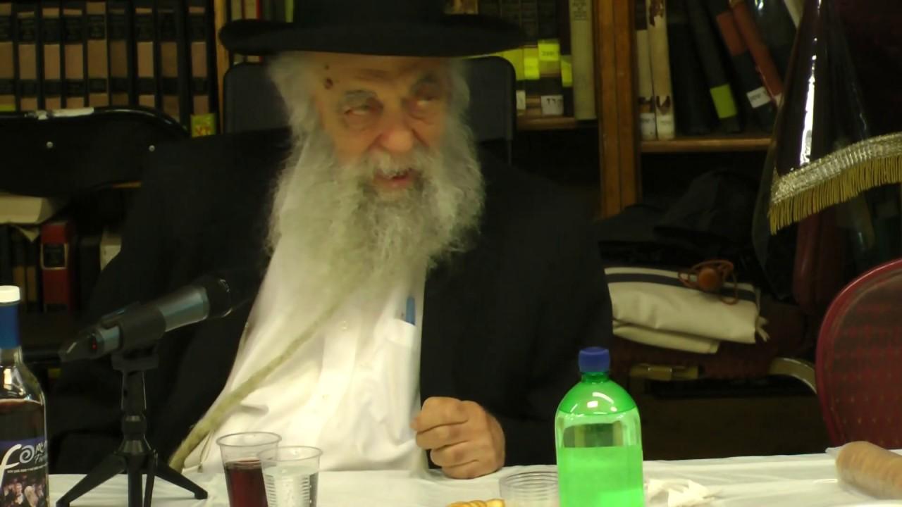תבלין אחד יש לנו, ושבת שמו, סיפור מיוחד  על ר' לוי'ק הרב יואל כהן