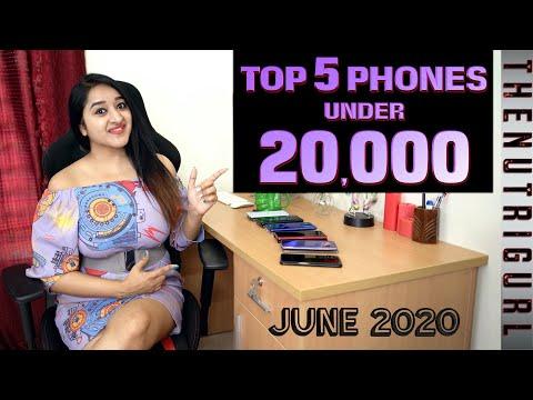 Top 5 Phones Under 20000 In JUNE 2020