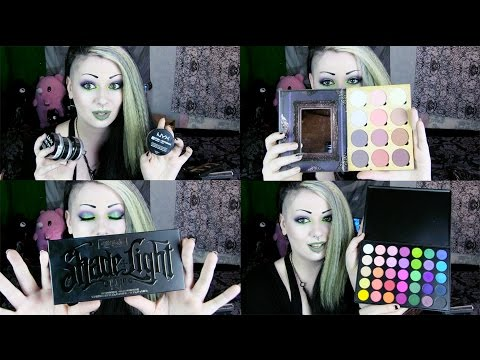 HUGE U.S MAKEUP HAUL - KvD, Jeffree Star & More! | Toxic Tears