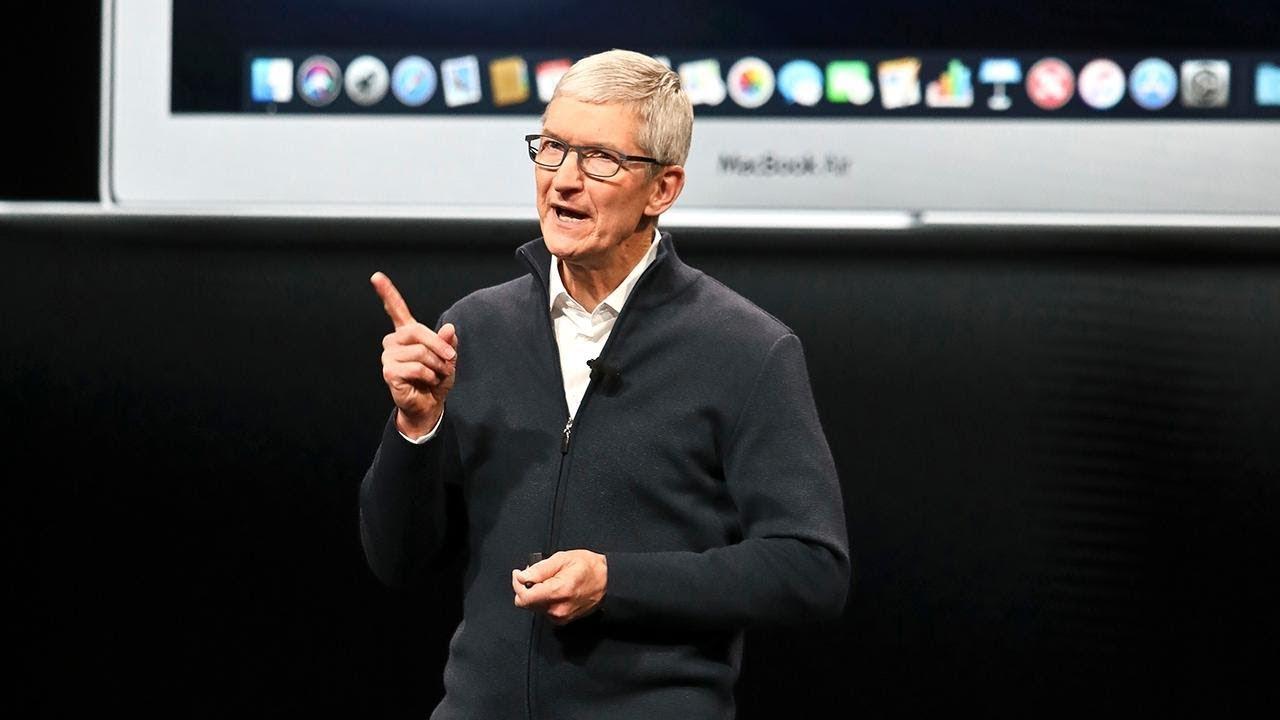 Apple stock rises on earnings beat