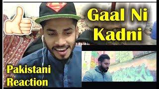 Pakistani Reaction on Gaal ni Kadni - Parmish V...