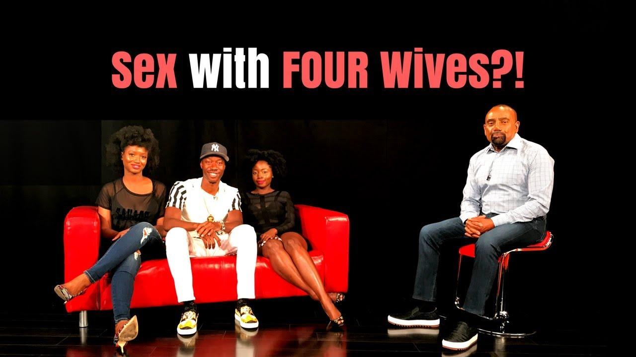 4 women 1 guy sex