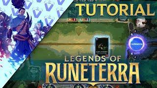 Benvenuti a Runeterra, il gioco di carte di League of Legends   Tutorial   Runeterra ITA