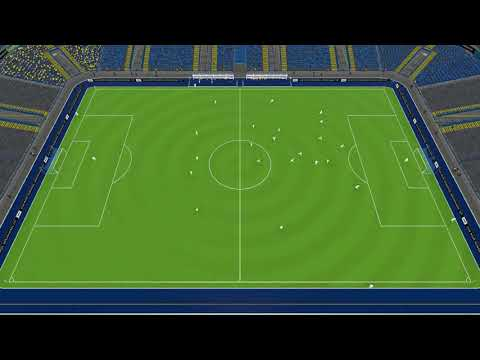 Tempo Tactic Video Fail Target Man Support Rangers 10 0 Folgore   Match Highlights
