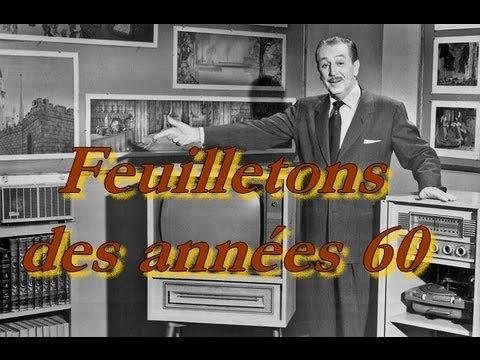 Feuilletons Télévisés des années 60 selon PM