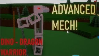 🤖*NEW* How to make an ADVANCED MECH!🤖*INSANE* | Roblox Build a Boat for Treasure