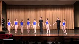 Breaking Ballet | Kansas City Ballet Second Company | TEDxYouth@KC