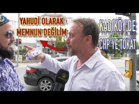 CHP'nin Kalesi Kadıköy'de Vatandaştan İmamoğlu'na Büyük Tepki