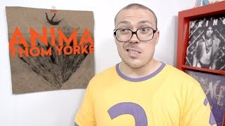 Thom Yorke - Anima ALBUM REVIEW