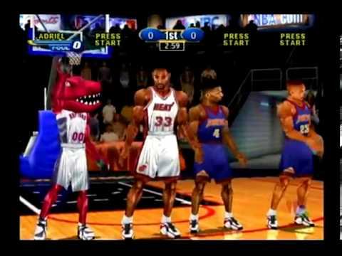 NBA Showtime: NBA on NBC (Dreamcast) Miami VS. Denver Game 1