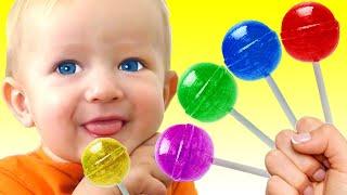 Daddy Finger Family Song   Canção Infantil com Katya e Dima