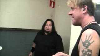 Fear Factory - Episode 1- Madrid, Spain - Demanufacture 20th Anniversary Tour