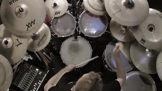 Devin Townsend Project - 'Planet of the Apes' - Drumcover by Tim Zuidberg