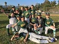 watch he video of A's Little League Playoff Game 2018 - Christian Haupt age 9
