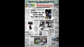Tarihi Gazete Manşetleri 1978-1980
